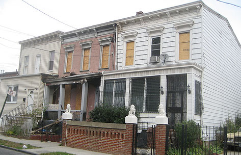 Homes in East New York