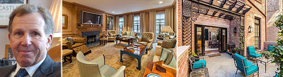 Seller Eric Gleacher and 39 East 74th Street