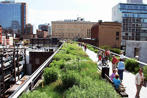Will Queens soon have its own version of the High Line?