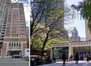 From left: 43 west 61st Street and Fordham University