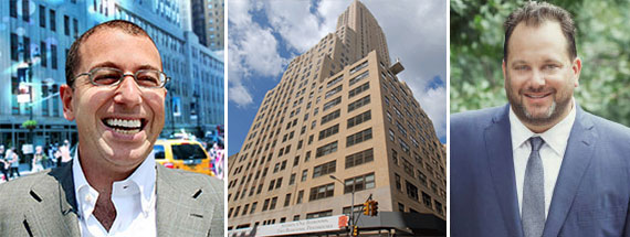 Joseph Sitt, 88 Greenwich Street and Andrew Heiberger