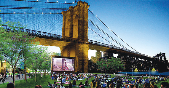 The expansion of Brooklyn Bridge Park has made  Brooklyn Heights even more desirable for buyers