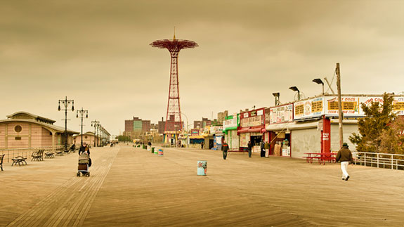 Has the sun set on Coney Island's real estate rebound?