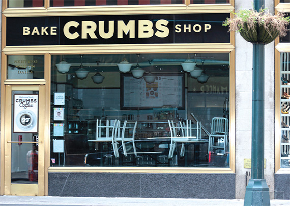 All 48 Crumbs locations, including its original Upper West Side store, closed abruptly last month.