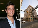 From left: Jared Kushner and 81 Prospect Street
