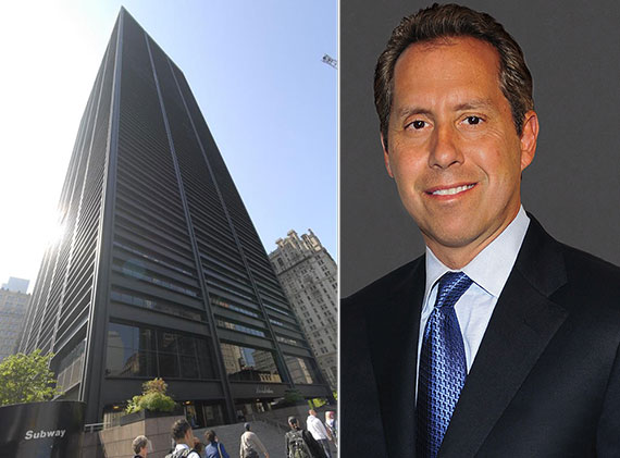 One Liberty Plaza and NGKF's David Falk