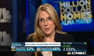 Dolly Lenz on CNBC
