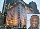 The Plaza Hotel and Pras Michel