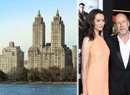 From left: The Eldorado on the Upper West Side and Bruce Willis with wife Emma Heming