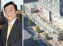 From left: John Lam and a rendering of the Virgin Hotel