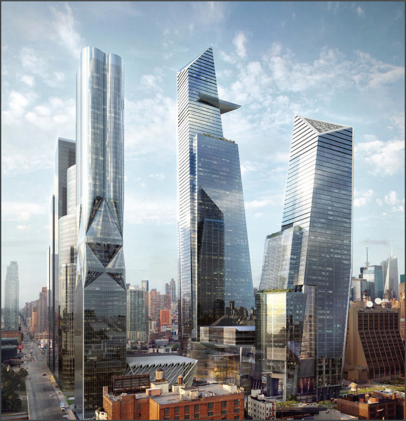 Hudson Yards Real Estate Related