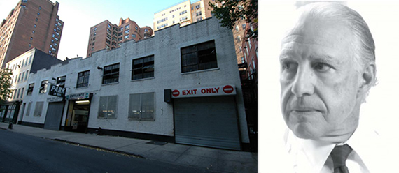 From left: 11 Jane Street and Edward Minskoff
