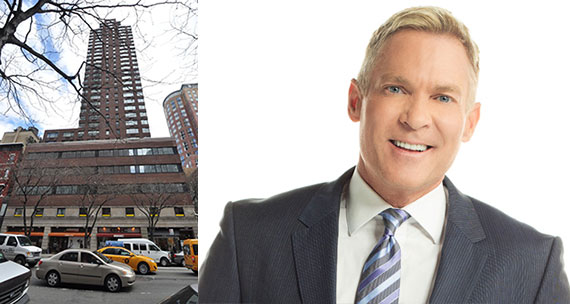 From left: 45 West 67th Street and Sam Champion