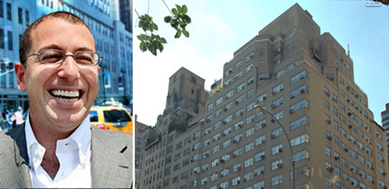 Joe Sitt and 30 Park Avenue (Building photo credit: CityRealty)