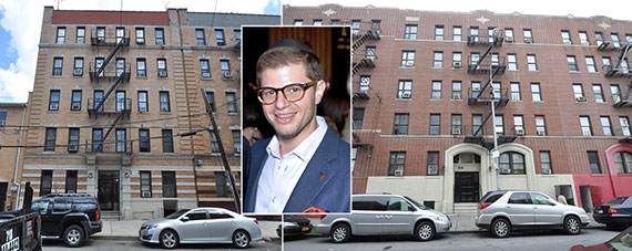 From left: 159 West 228th Street, Steven Vegh and 2322-2324 Grand Avenue