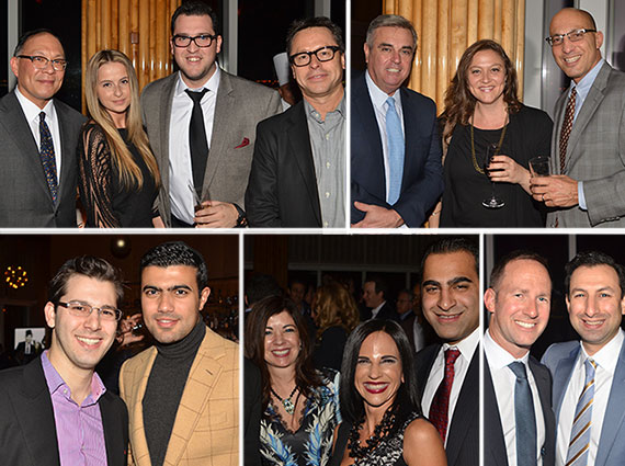 Hundreds of people attended Madison Realty Capital's party late last week
