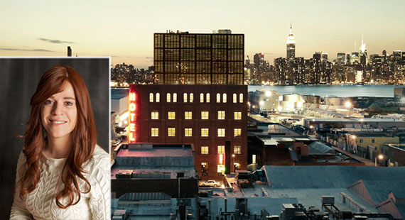 The Wythe Hotel in Williamsburg and Toby Moskovits