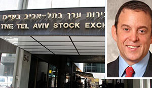 David Lichtenstein and the Tel Aviv Stock Exchange