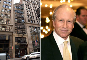 12 East 32nd Street and Stellar's Laurence Gluck