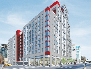 World Wide Group is building 41-50 24th Street, a Long Island City rental.
