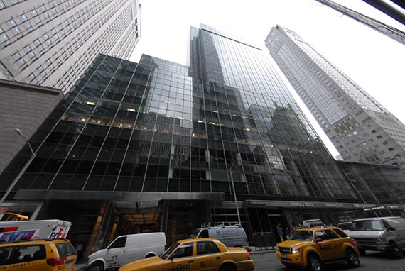 717 Fifth Avenue in Midtown