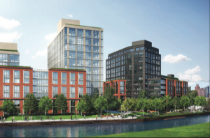 Lightstone Group picked up 363-365 Bond Street from Toll Brothers, and is building 700 rental units on the Gowanus property.