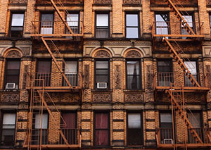 Rental apartments in New York