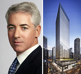 Bill Ackman and 250 West 55th Street