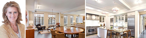 Ann Cutbill Lenane and 300 Central Park West on the Upper West Side