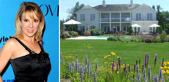 Ramona Singer and Hamptons home