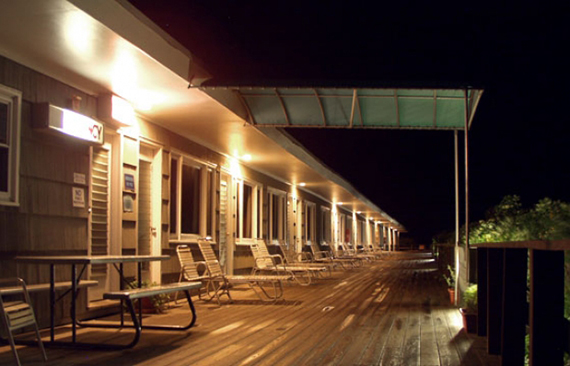 East Deck Motel and Resort in Montauk