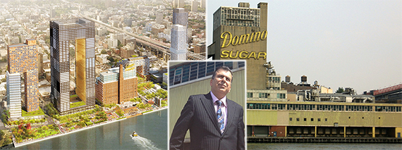 Domino Sugar Suit