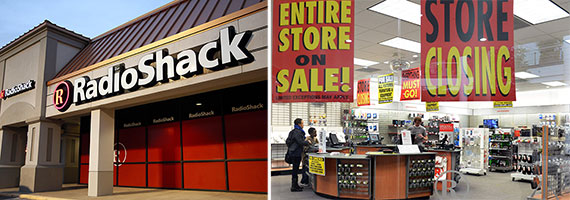 the multifaceted issue of the bankruptcy of the radioshack company Short-term cash and liquidity needs will be met with the financing package but the company  radioshack from bankruptcy  radioshack a major issue.