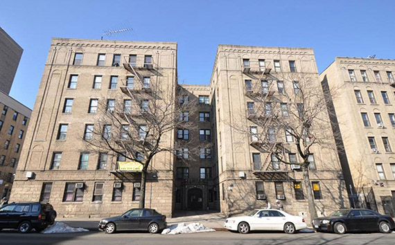 1685 Morris Avenue in the Bronx, one of the buildings in the portfolio