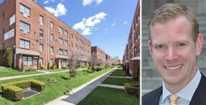 Bergen Gardens multifamily complex in Brooklyn and James Nelson