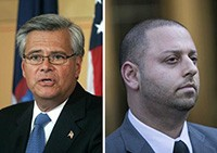 Dean Skelos and Adam Skelos-