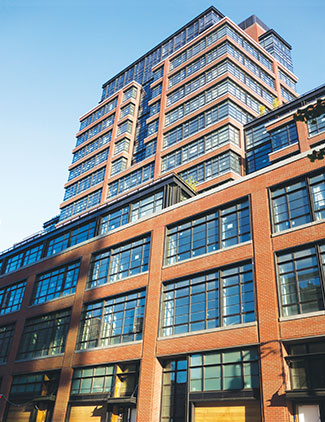 150 charles street witkoff group cook fox architects for 150 charles street floor plans