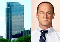 Christopher Meloni and 230 West 56th Street-