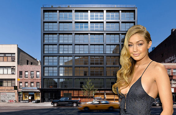 250 Bowery and Gigi Hadid