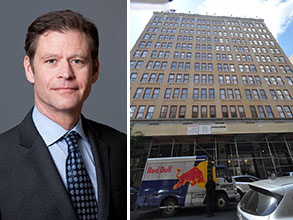 Ric Clark and 424 West 33rd Street in Midtown West