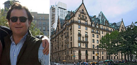 From left: Robert Siegel and the Dakota