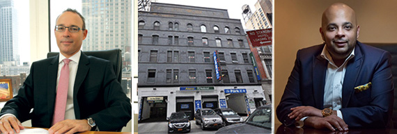 From left: Miki Naftali, 219-223 West 77th Street and Adi Chugh