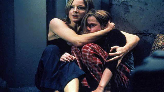 """A still from the 2002 film """"Panic Room"""""""