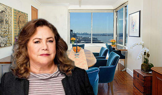 200 Riverside Boulevard in Lincoln Square and Kathleen Turner