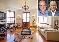 FOR REAL ESTATE -- Gimme -- Timothy Steinert's new combo purchase at the Ansonia 2109 Broadway  CREDIT: Michel Madie Real Estate Services