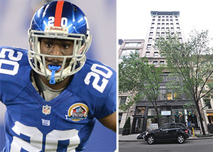 Prince Amukamara 40 West 22nd Street