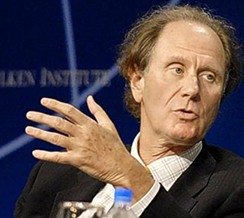 TPG's co-founder David Bonderman