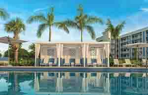 The Gates is one of a trio of hotels that will welcome travelers to the island chain's southernmost link.
