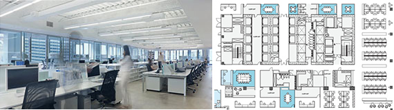 Office Space Planning NYC Efficient Office Space Design