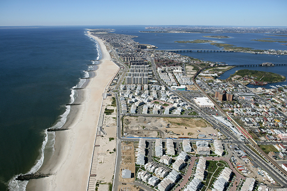 Arverne By The Sea